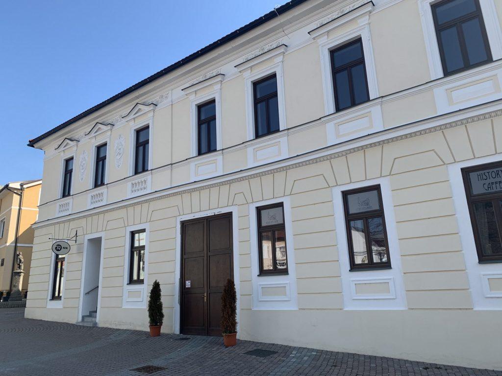 kontaktné centrum Prievidza - podpora zamestnateľnosti horná Nitra