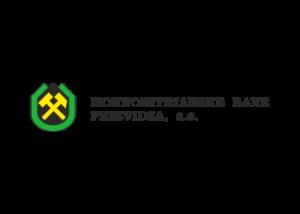 Logo Hornonitrianske bane Prievidza
