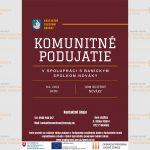 Pozvánka na prednášku - kontaktné centrum Nováky